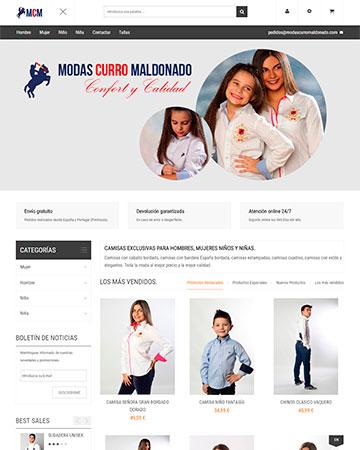 Modas Curro Maldonado